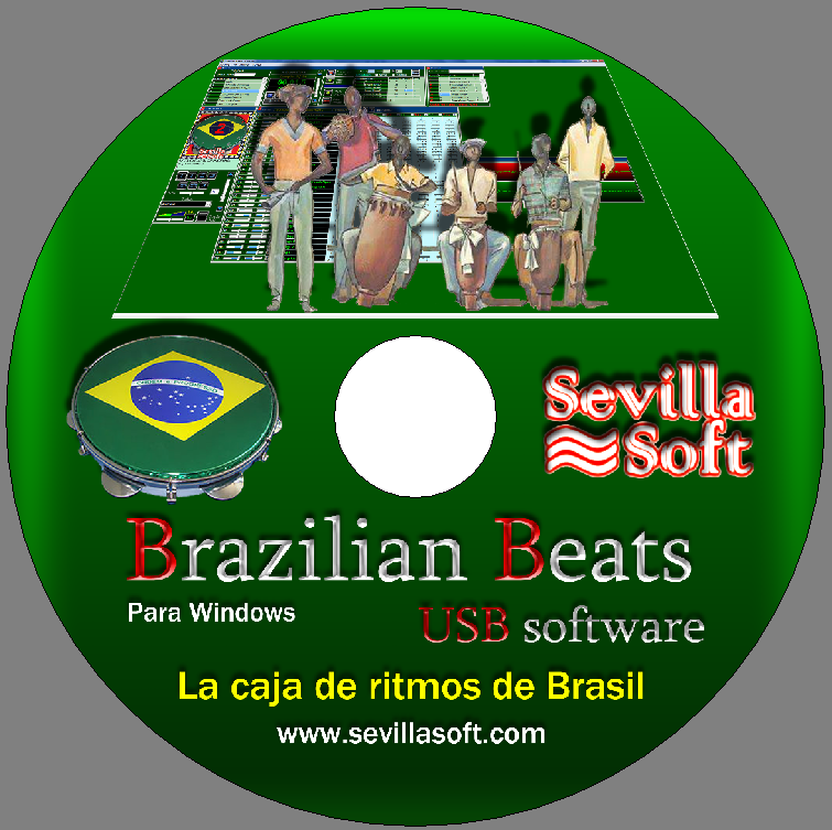 Brazilian Beats for Windows - Click Image to Close
